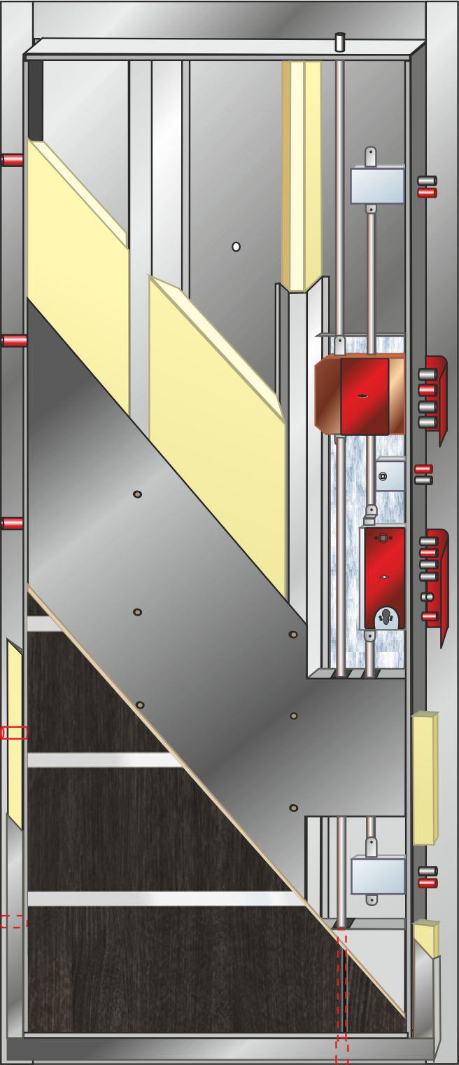 взломостойкость металлической двери